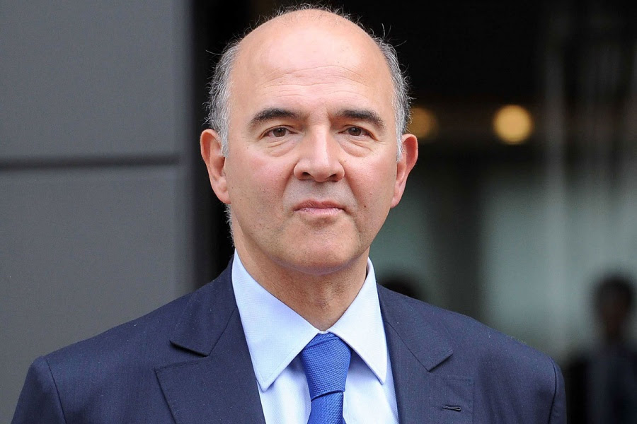 Moscovici κατά πάντων για την Ελλάδα: Χωρίς δημοκρατικό έλεγχο το Eurogroup, Dijsselbloem - Bαρουφάκης παραλίγο να έρθουν στα χέρια