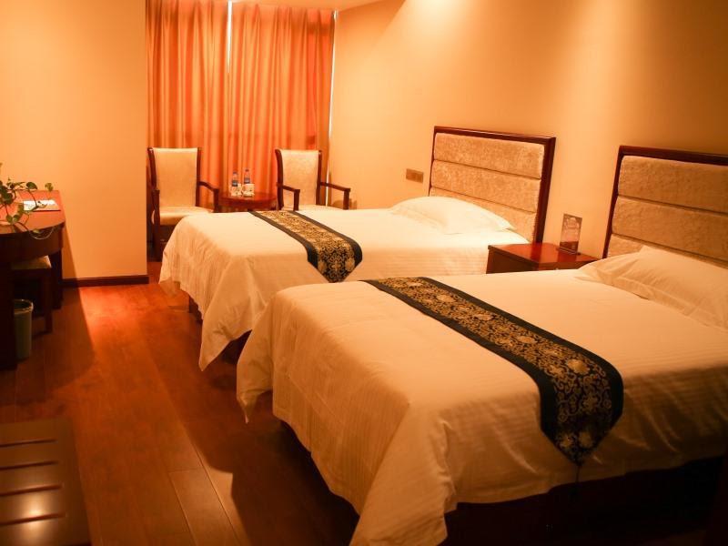 GreenTree Inn ShiYan Maojian District Shanghai Road Hotel Reviews