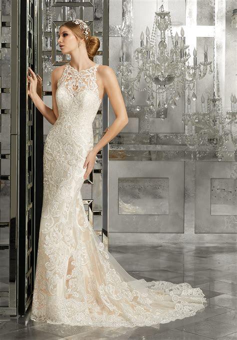 Mimi Wedding Dress   Style 8173   Morilee