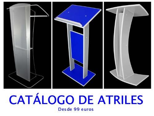 Blog de Atriles Artenatur