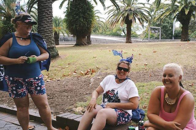 Australian Day 3