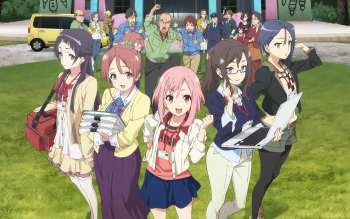 ANIME : SAKURA QUEST