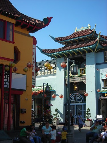 old chinatown los angeles. Black Bedroom Furniture Sets. Home Design Ideas