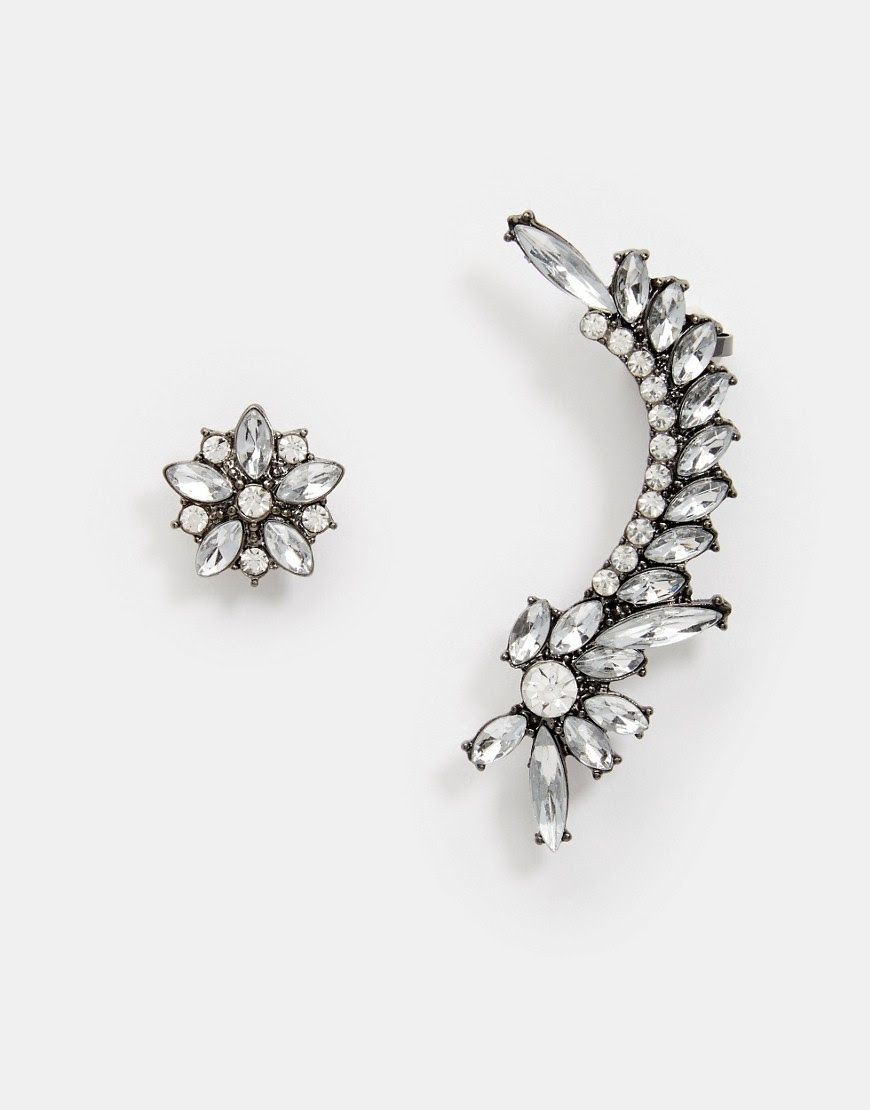 Image 1 of River Island Ear  Cuff And Stud Pack