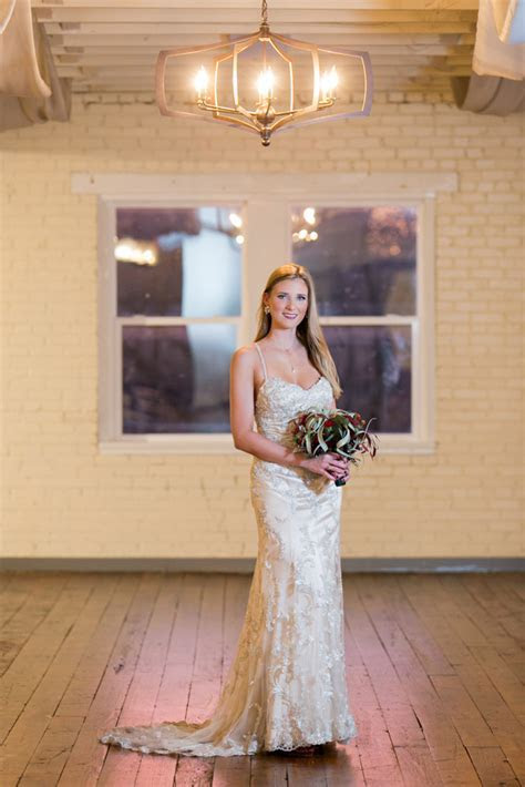 Shelby ? Bridal Portraits at Brik   Lightly Photography