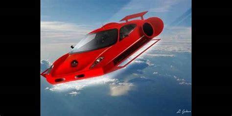 Premier essai réussi pour la première voiture volante   DH.be