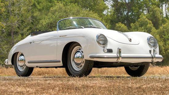 1955 Porsche 356 Pre A 1500 Speedster By Reutter At