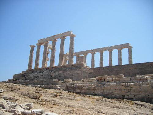 templo poseidon - cabo de sunion - grecia - IMGP6183