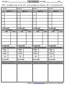 Student_checklist