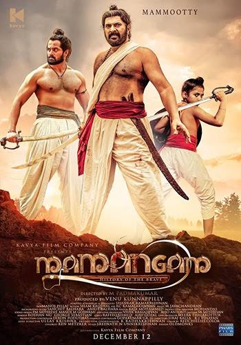 Mamangam 2019 Hindi Dubbed 480p WEB-DL 450MB ESubs