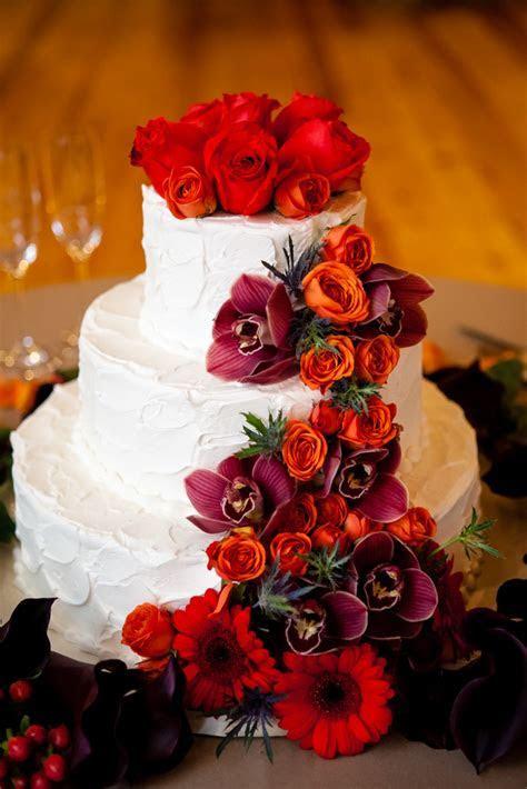 Colorful Wedding Flowers   The Enchanted Florist Blog