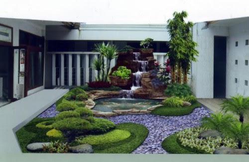 750 Koleksi Desain Taman Luar Rumah Minimalis Gratis Terbaik