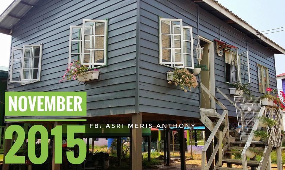 Tingkap Rumah Kampung Inspirasi Dekorasi Rumah
