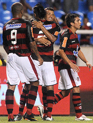 Vander gol Flamengo