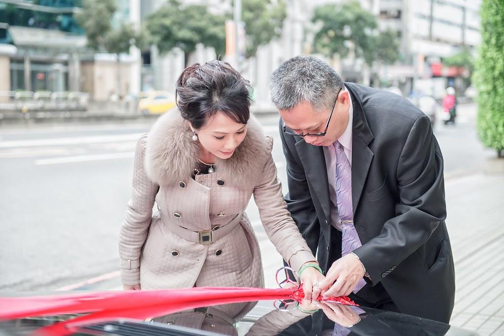 012台北亞都麗緻迎娶婚禮紀錄