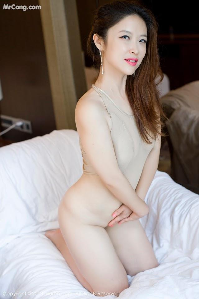 XIUREN No.948: Người mẫu Xi Xi Bai Tu (西希白兔) (47 ảnh) - Page 3 of 5