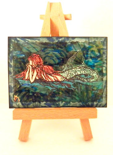 Mail Art 365-293 by Miss Thundercat