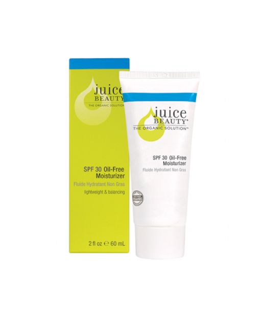 New Product Preview: An Organic, Oil-Free, SPF 30 Sunscreen