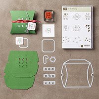 A Little Something Clear-Mount Bundle by Stampin' Up!