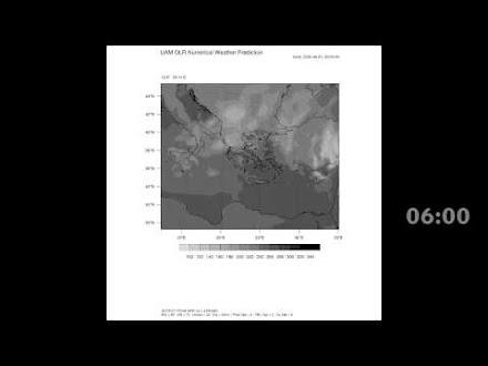 Ο καιρός αύριο - Τετάρτη 1 Απριλίου 2020 (vid)