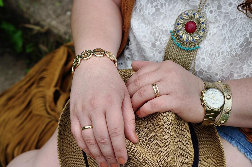 Große Größen Plus Size Fashion Blog Festival plus size outfit