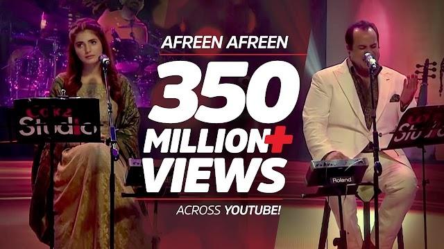 Afreen Afreen Lyrics   Rahat Fateh Ali Khan & Momina