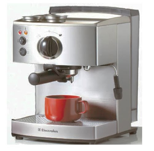 Logik Coffee Maker Manual : Easy Coffee Maker: 490 ALL NEW COFFEE MAKER ELECTROLUX ESPRESSO MACHINE EES 200