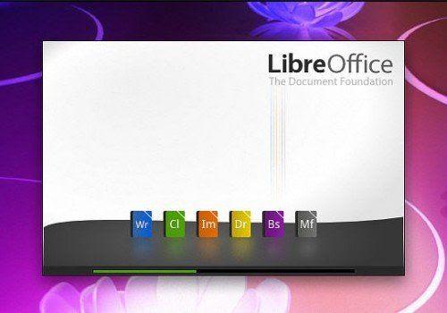 LibreOffice LibreOffice 3.6.5, el último paso antes de la versión 4.0
