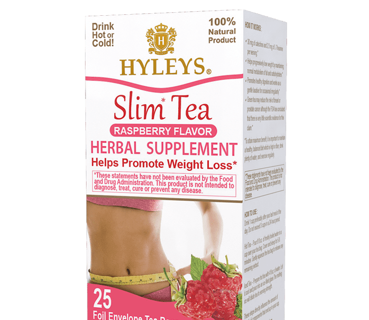 Hyleys Raspberry Slim Tea Reviews Raspberry
