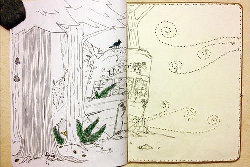 sketchbook / page 17