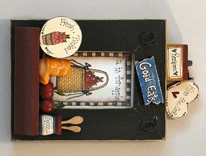 Kitchen Shadow Box