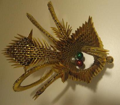 Origami Phoenix