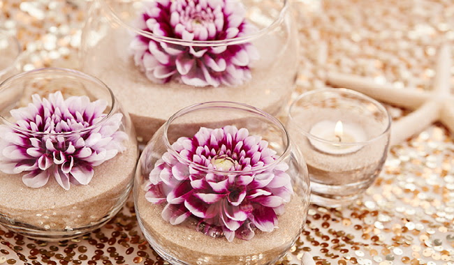 40 Diy Wedding Centerpieces Ideas For Your Reception Tulle