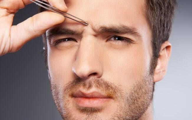 Resultado de imagem para sobrancelhas masculina