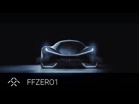 FFZERO1 o carro do futuro