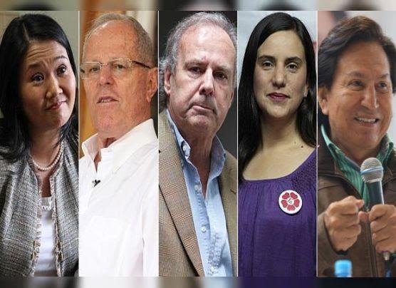 Candidatos suscribieron pacto por la libertad de expresión