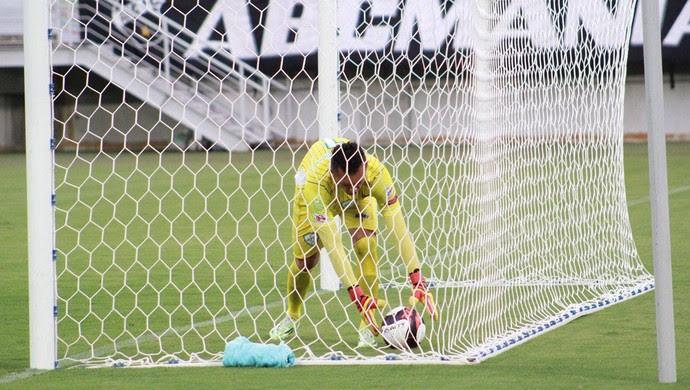 Alecrim x ABC Messi (Foto: Fabiano de Oliveira/GloboEsporte.com)