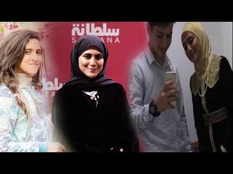 """بالفيديو : أمينة كرم تكشف حقيقة خطوبتها من """"عصومي"""""""