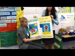 Video Teaching with Shared Reading of a Big Book
