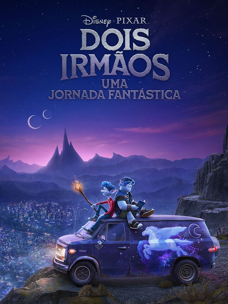 Dois Irmãos: Uma Jornada Fantástica (Onward), 2020