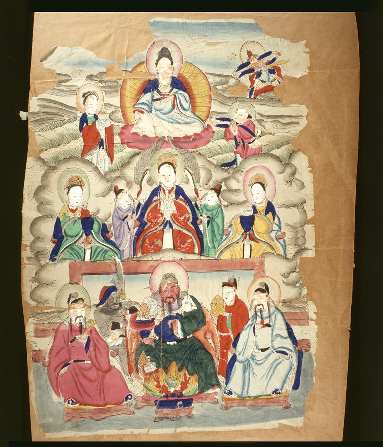 votive realm of gods