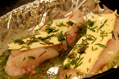 Monkfish pre cooking