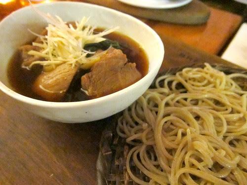 Pork Seiro Soba