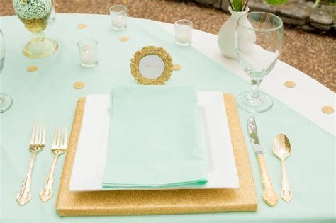 Pink, Mint & Gold Wedding Inspiration   Every Last Detail