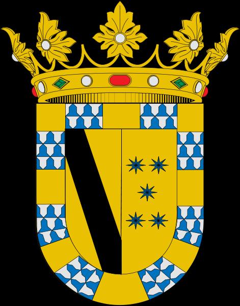 File:COA Duke of Lerma.svg