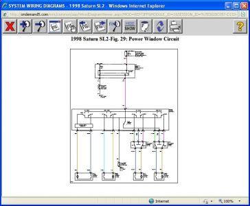 1998 Saturn SL2 Engine Running Warm, A/c Won't Work, Pwr Wi