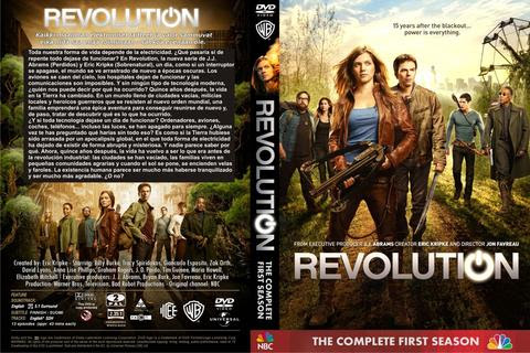 Revolution 1º Temporada Torrent - Legendado