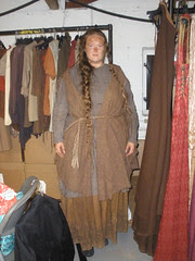 My 4th Camelot extra costume