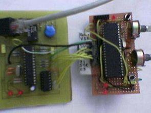 PIC18F4620 ENC28J60 Trang chủ Tự động hóa Máy chủ Web