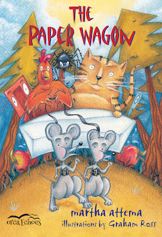 Paper Wagon: A Folktale From Friesland (eBook)